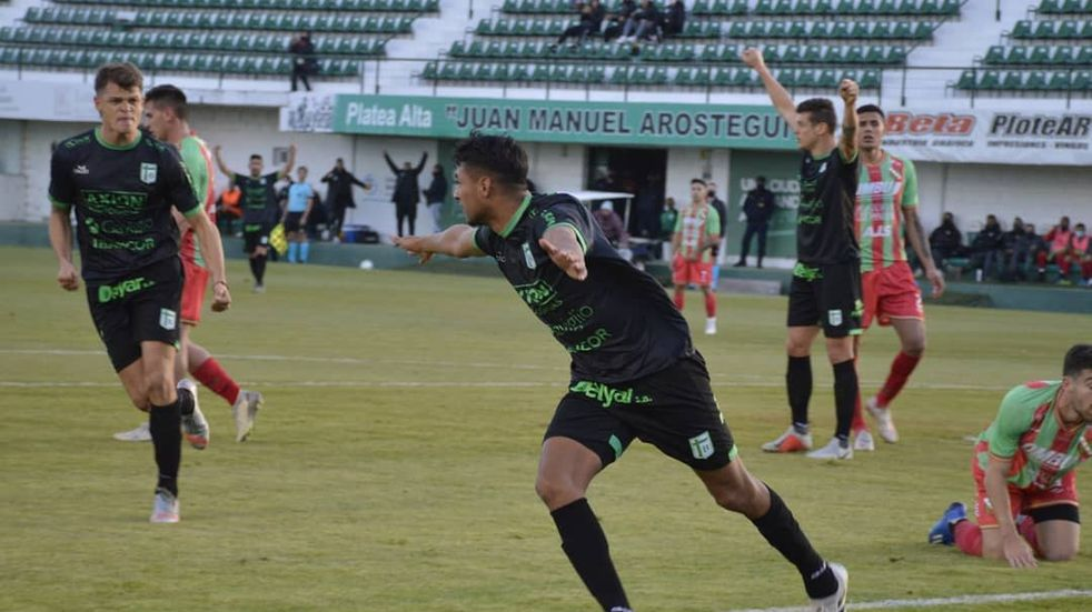Sportivo Belgrano volvió a empatar por el Federal A ante Sportivo Las Parejas 2 a 2