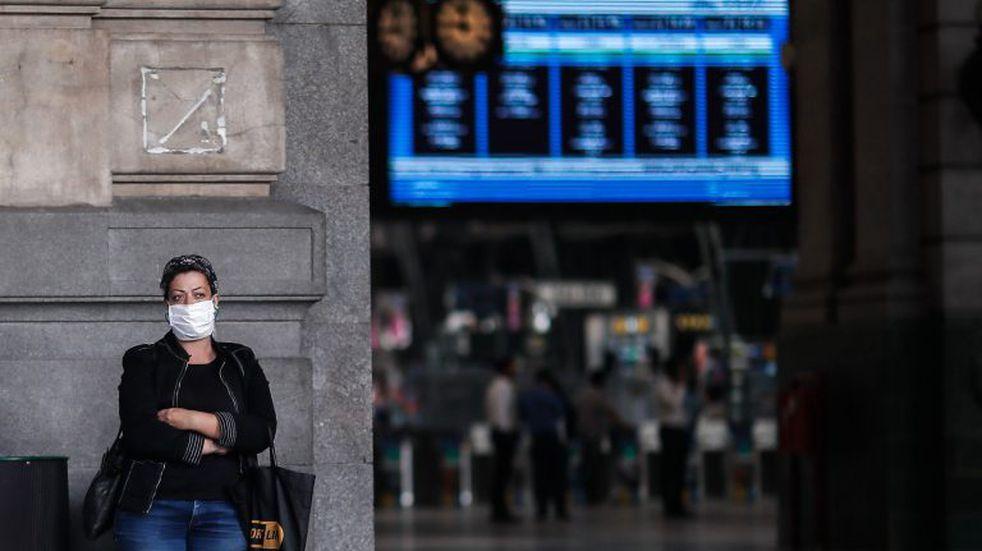 Coronavirus: lanzarán una app para reservar asientos en los trenes en hora pico