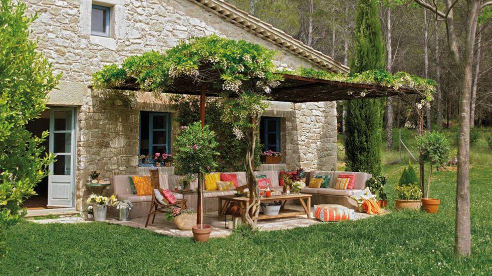 Para embellecer El Trapiche, premian con 20 mil pesos al vecino que tenga el jardín más lindo