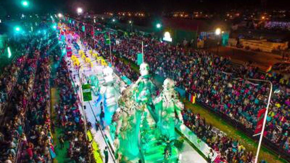 Concordia ya planifica la próxima edición del carnaval