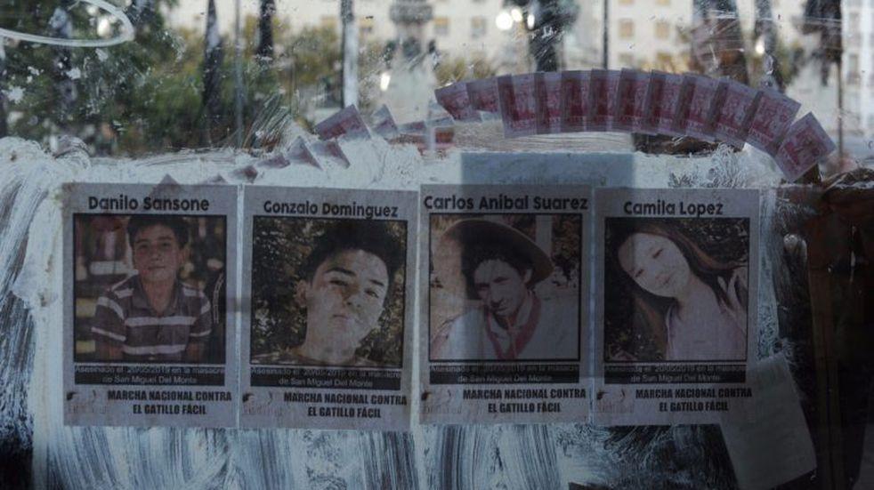 San Miguel del Monte: buscan determinar si los jóvenes vieron tráfico de drogas