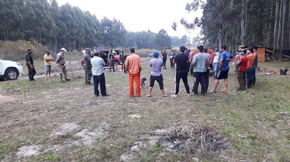 Explotación laboral: 12 peones rurales fueron rescatados ante condiciones inhumanas
