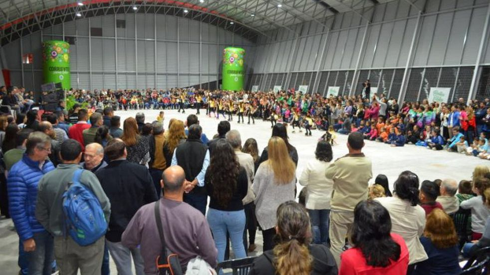 """Nuevo """"Estadio Ciudad"""" de Bella Vista"""