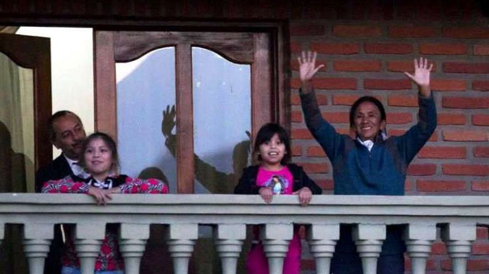 Milagro Sala ya cumple prisión domiciliaria en El Carmen