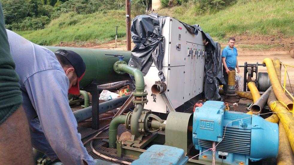 Iguazú: anuncian dos nuevas perforaciones para contrarrestar la crisis hídrica