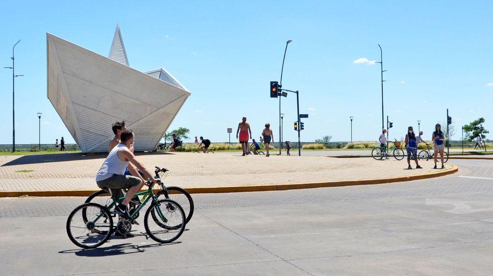 Sin respiro: Rosario sigue bajo alerta por altas temperaturas este domingo