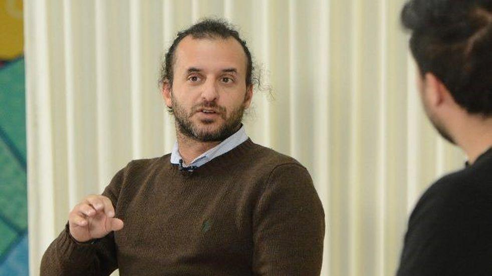 Director de Estadística y Censos de San Luis, Mariano Cozzolino.