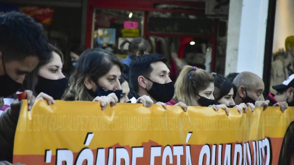 Búsqueda de Guadalupe: continúa el malestar de los familiares con el Gobierno puntano