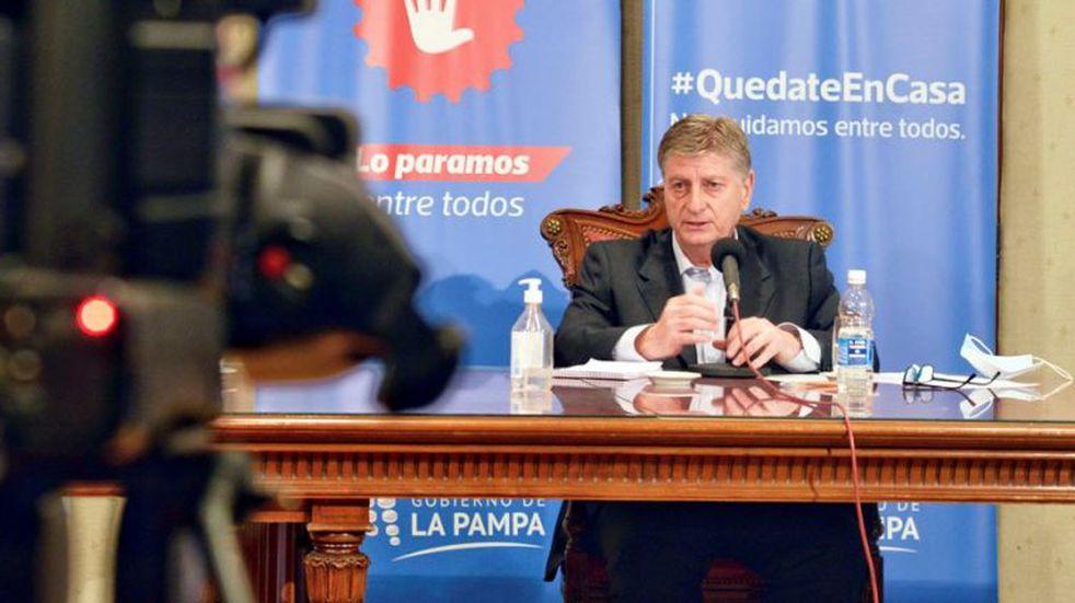 En La Pampa habilitan la actividad industrial, agencias de quiniela y amplían horarios de atención