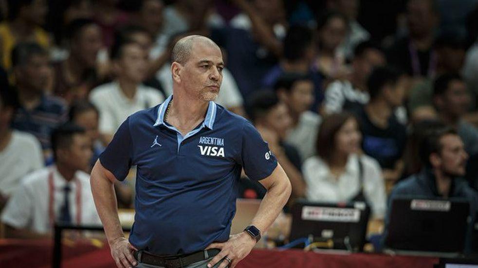 Básquet: Sergio Hernández dirigirá a la Selección en los Juegos Olímpicos