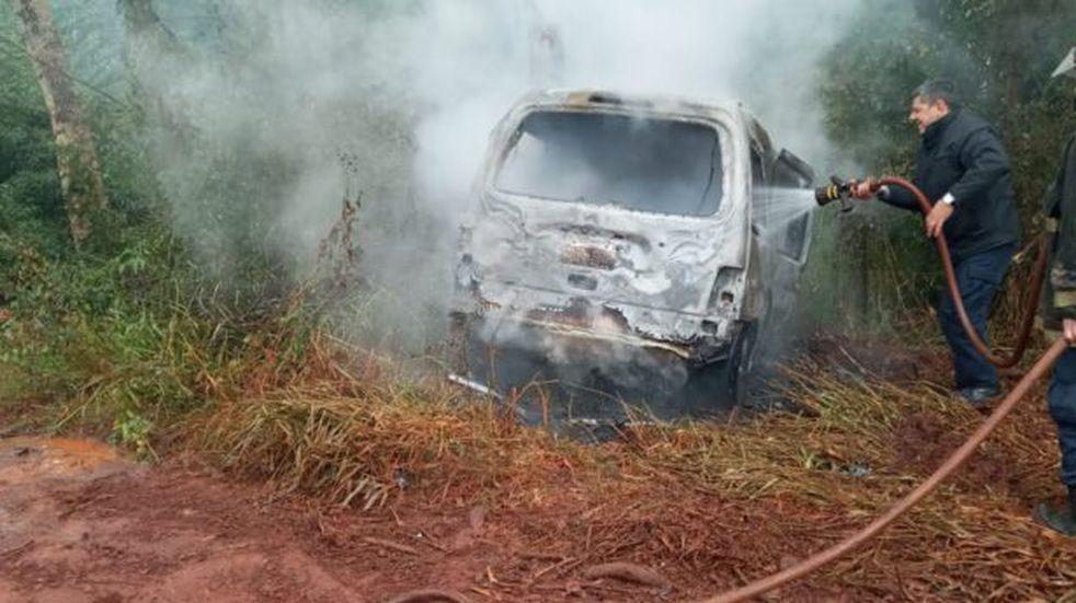 Accidente fatal en Apóstoles: un joven perdió la vida tras colisionar con su vehículo