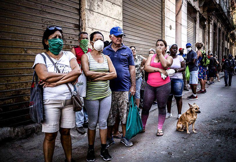 Cuba: estallaron manifestaciones sin precedentes contra el gobierno