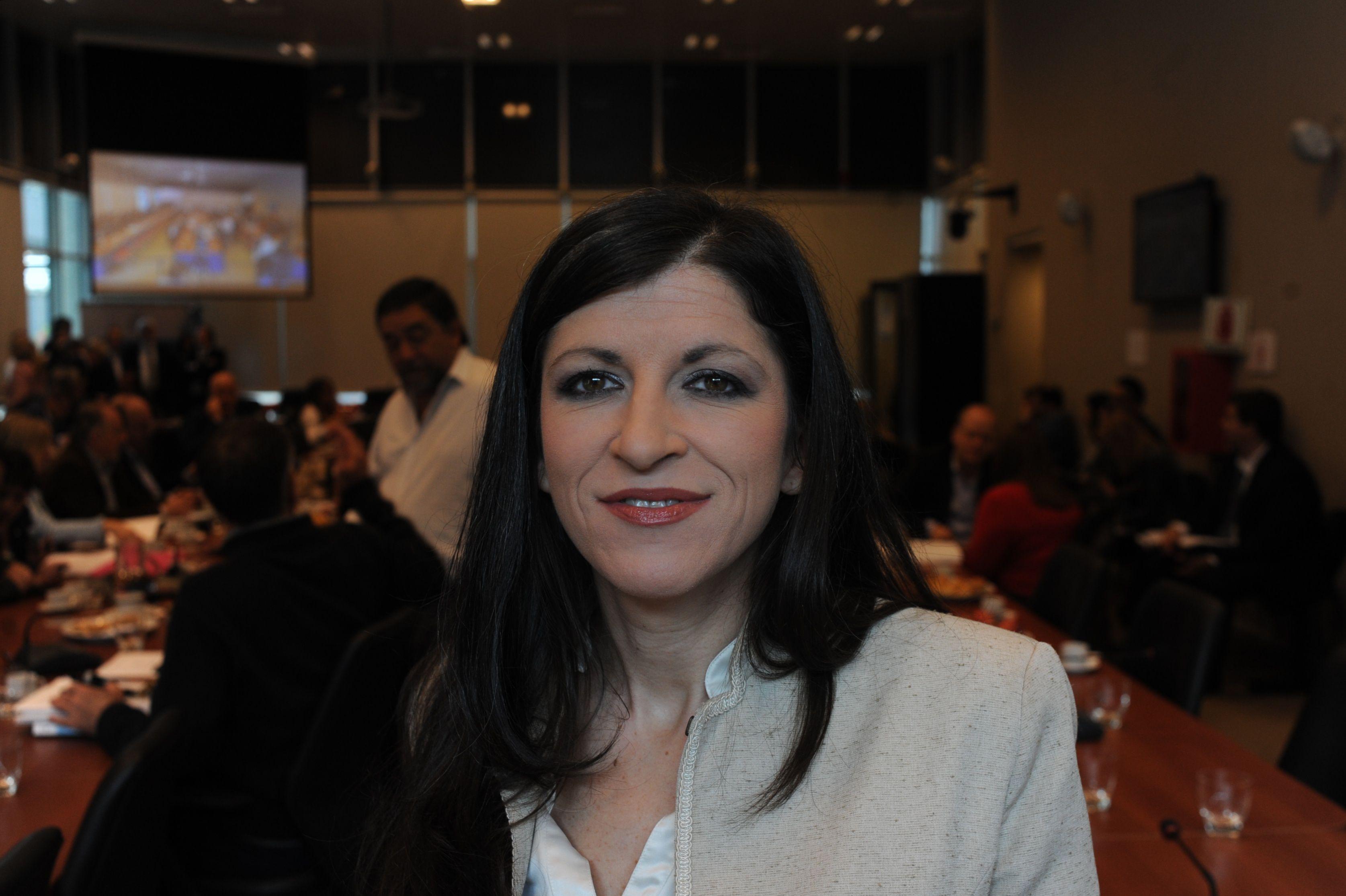 Fernanda Vallejos, en la mira por sus declaraciones contra Alberto Fernández.
