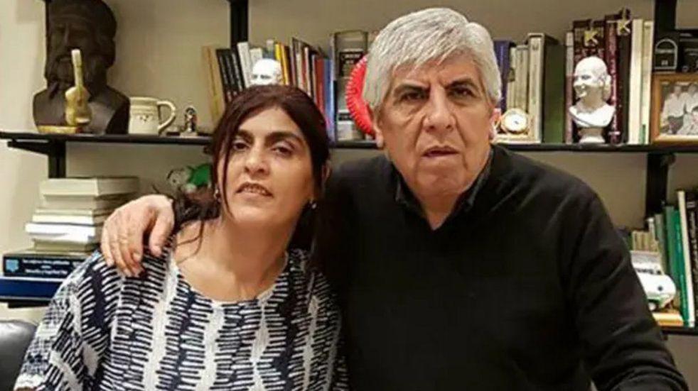 La hija de Hugo Moyano no quiere devolver el dinero a pesar de una intimación judicial