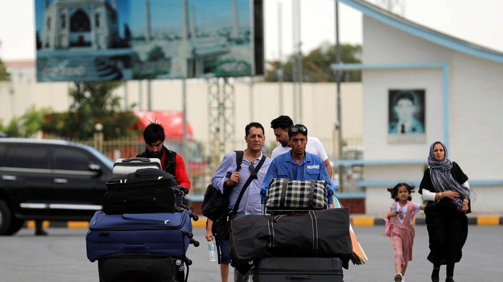 """San Luis ofrece cobijar a los refugiados de Afganistán con su programa """"Corredor Humanitario"""""""