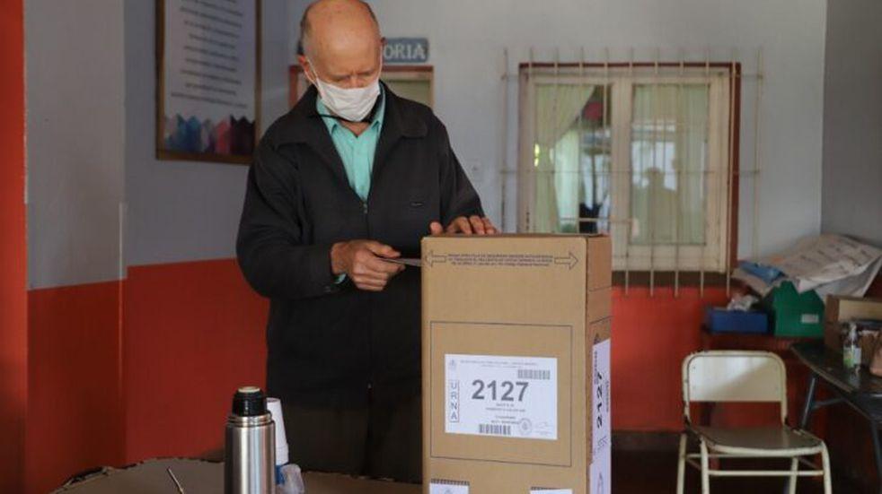 PASO 2021 El Soberbio: total normalidad en la jornada electoral matutina