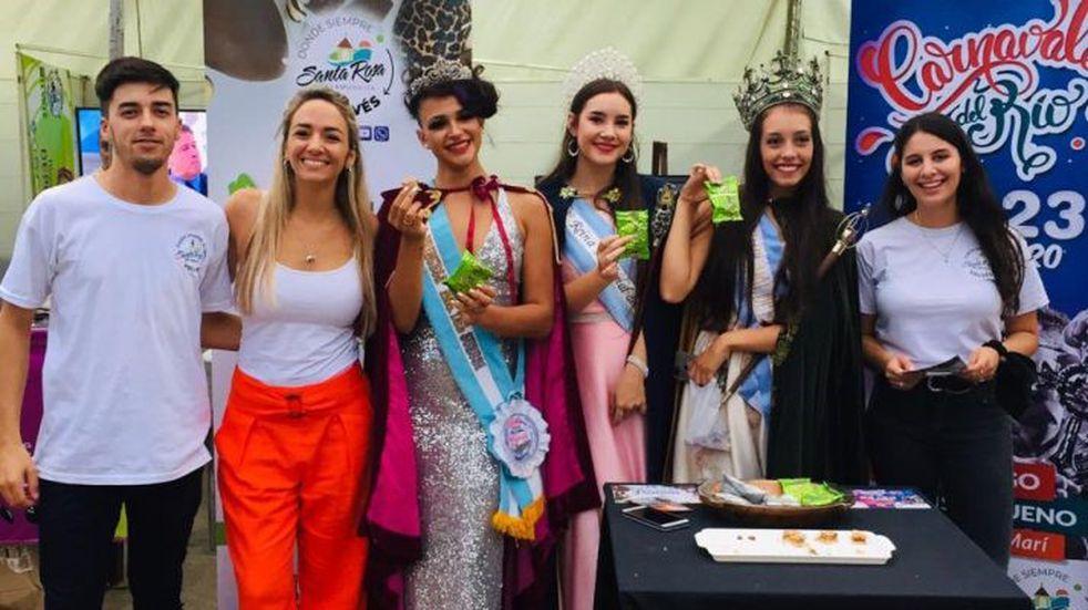 Santa Rosa promocionó su oferta turística en Villa María