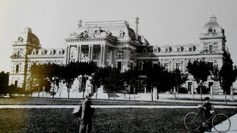 Así se veía la Ciudad de La Plata en los primeros años de su fundación