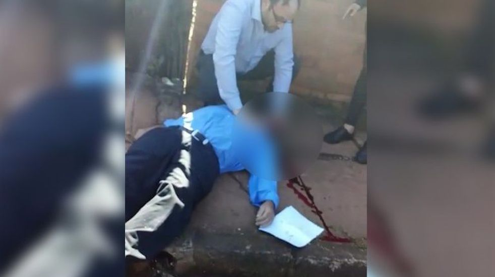 El desgarrador posteo de la hija del hombre que murió a golpes en Eldorado