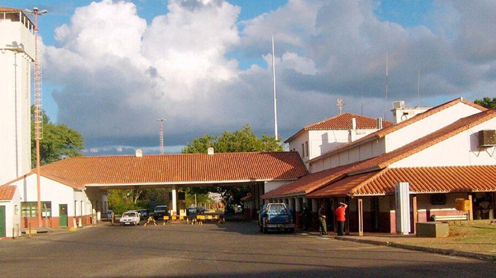 Paso fronterizo en Corrientes con Uruguayana, Brasil (Paso de los Libres, Corrientes)
