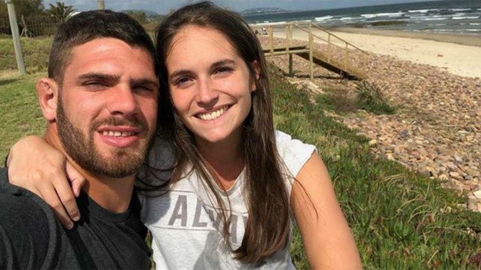 Entre Ríos: tras luchar contra una enfermedad falleció la novia del Puma Marcos Kremer