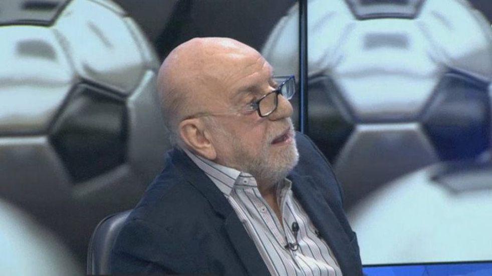 El nuevo blooper en vivo de Horacio Pagani: se cayó al piso y asustó a todos
