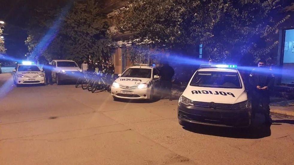 Inician causa penal a 40 personas tras desmontar dos fiestas clandestinas