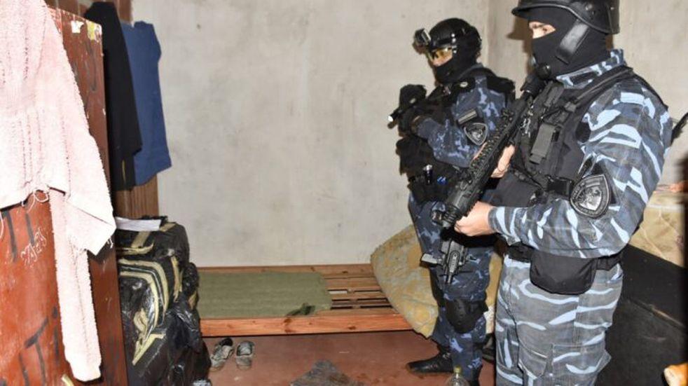 Golpe al narcotráfico: incautaron 372 kilogramos de marihuana en Miguel Lanús