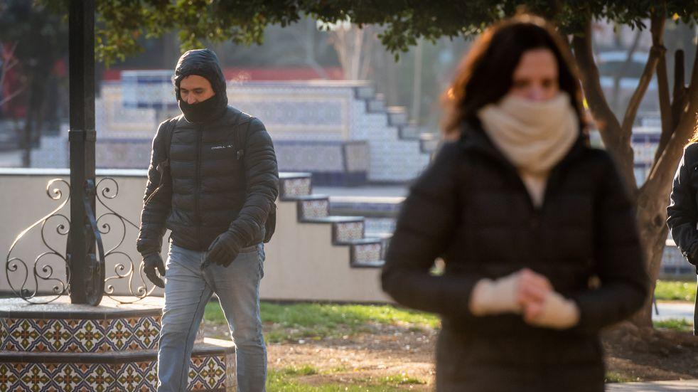 Se espera un sábado nublado y fresco en Mendoza