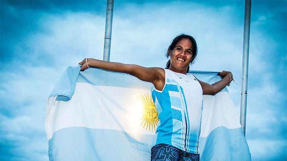 Juegos Paralímpicos: la rosarina Yanina Martínez será abanderada argentina