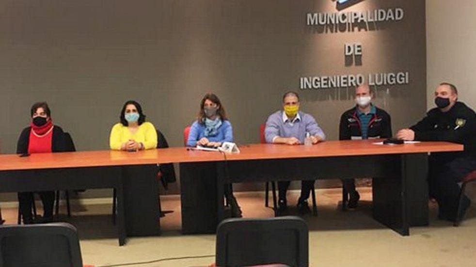 Restringen actividades deportivas y sociales en Ingeniero Luiggi y Eduardo Castex