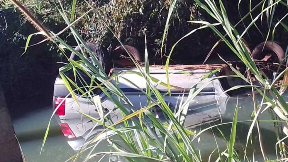 La autopsia reveló que la madre y su hijo que despistaron en Montecarlo murieron ahogados