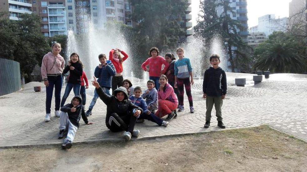 Realizaron actividades en Casita Espacio de Participación Infanto Juvenil