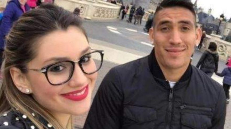 Ricardo Centurión y el último adiós a su novia, Melody Pasini