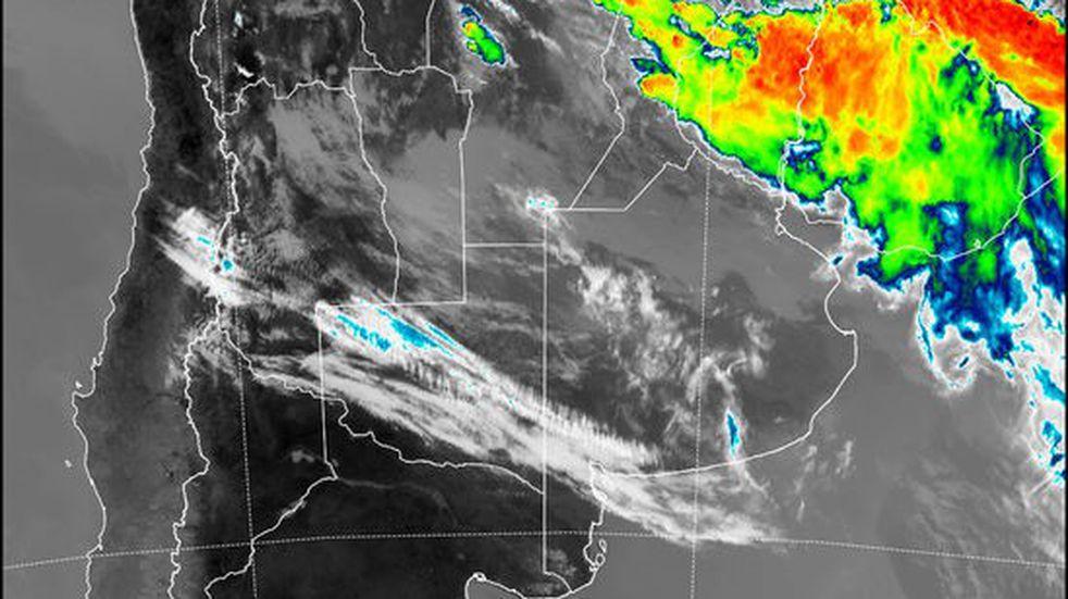 Alerta por tormentas fuertes y granizo en Córdoba para este lunes 17