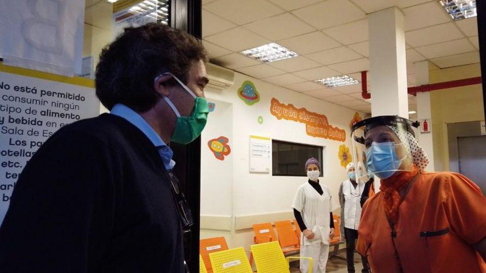 Según explicó Fernán Quirós, la vacuna Convidecia podría reemplazar la segunda dosis de la Sputnik V
