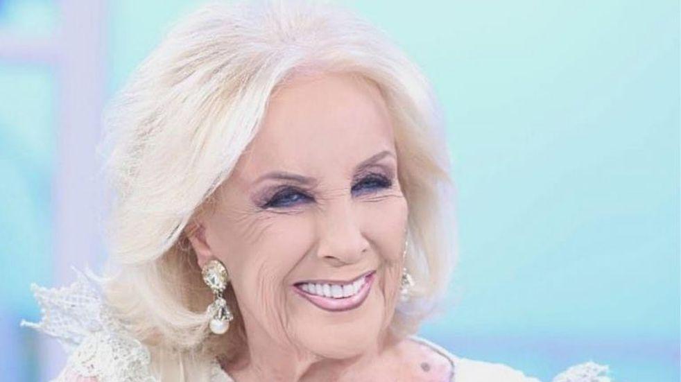 """Mirtha Legrand habló sobre su regreso a la TV: """"Analizamos que Juana haga sábados y yo, domingos"""""""