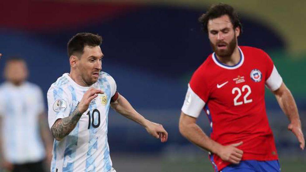 El polémico tuit de la selección chilena por el debut del futbolista inglés en la Copa América