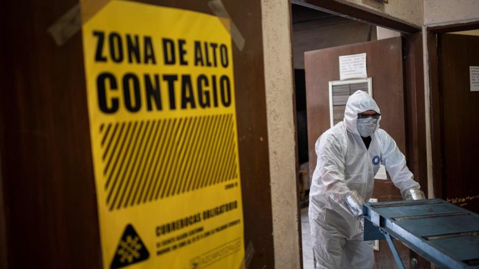 Covid-19: con 1314 muertes en 24 horas, México tiene un nuevo récord negro