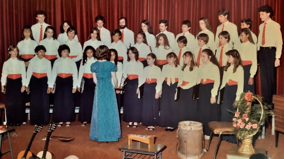 Pujato: Festeja el 40º Aniversario del Coro Estable Juvenil