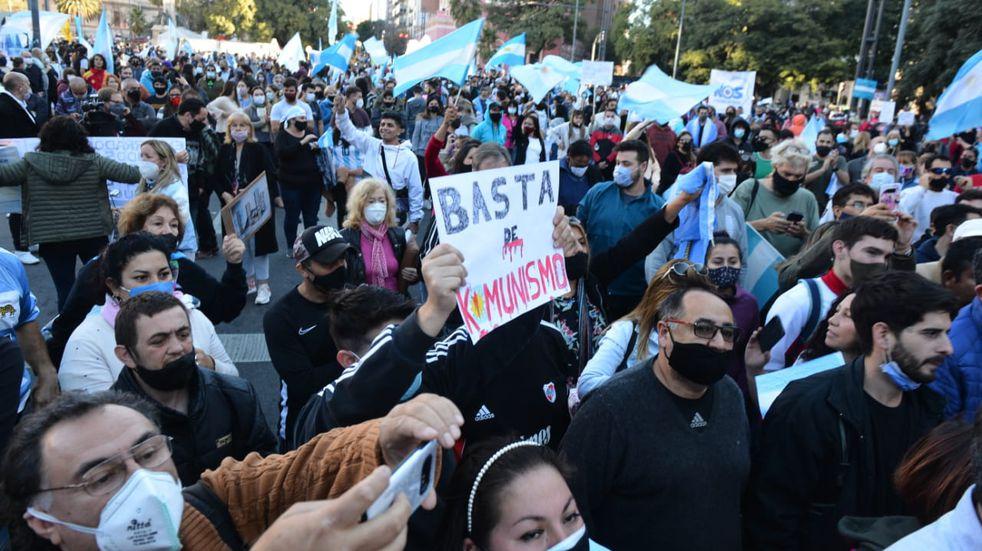 Córdoba en cuarentena: buscarían identificar a los manifestantes del martes