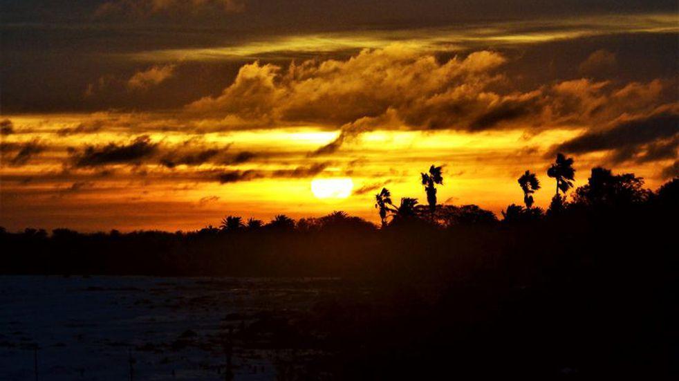 Clima: miércoles inestable y húmedo en la región de Ansenuza