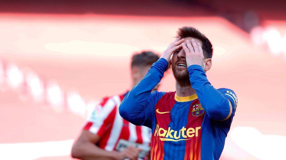 Los memes por la no renovación de Lionel Messi con Barcelona