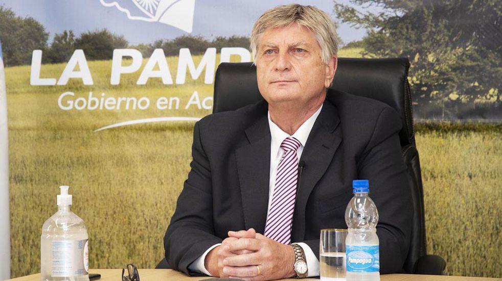 Alberto Fernández le confirmó a Ziliotto la reconstrucción de la Ruta Nacional N° 151