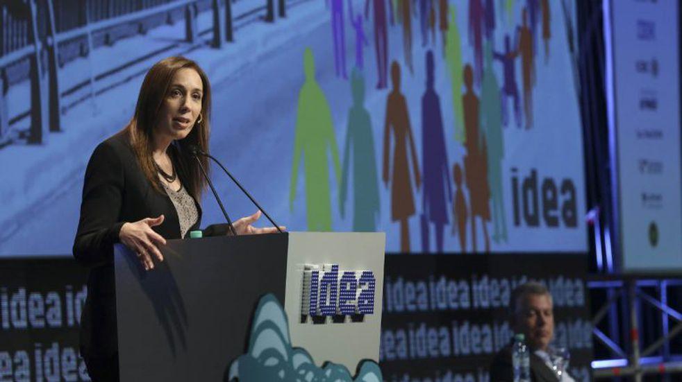 Se viene IDEA: empresarios y políticos, a debatir mano a mano