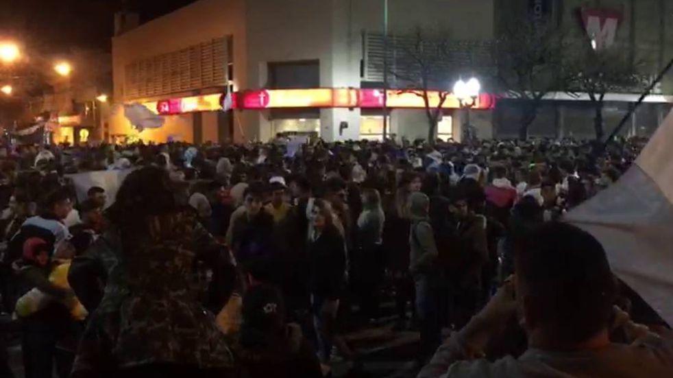 Coronavirus en Rafaela: los festejos por el campeonato ¿tendrán consecuencias en el sistema de salud?