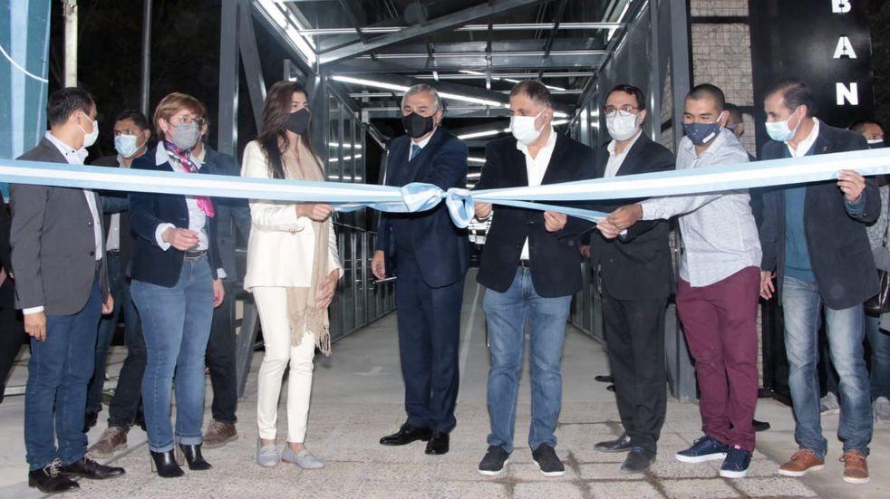 Innovador: Jujuy ya cuenta con el primer ascensor urbano de la Argentina