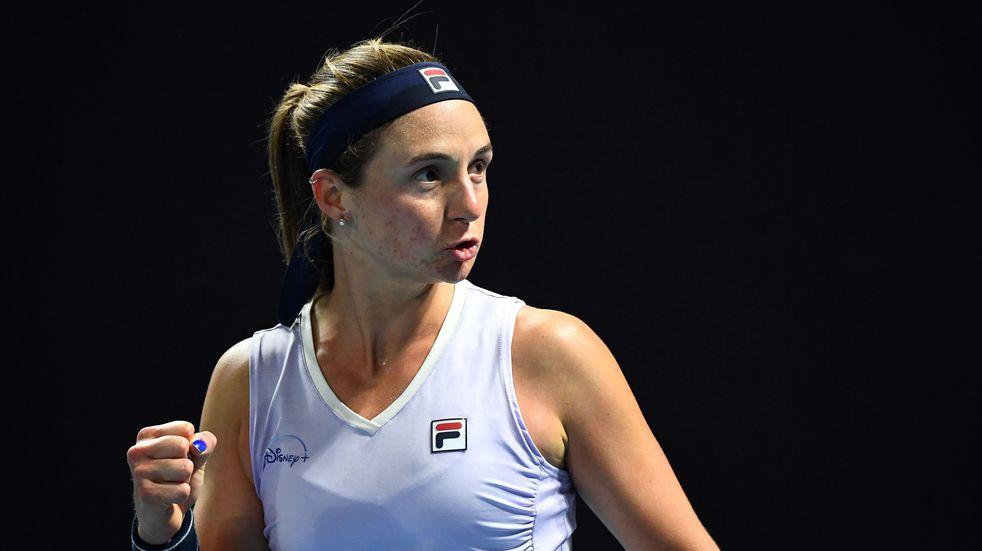 Nadia Podoroska disputará su primer torneo como máxima favorita
