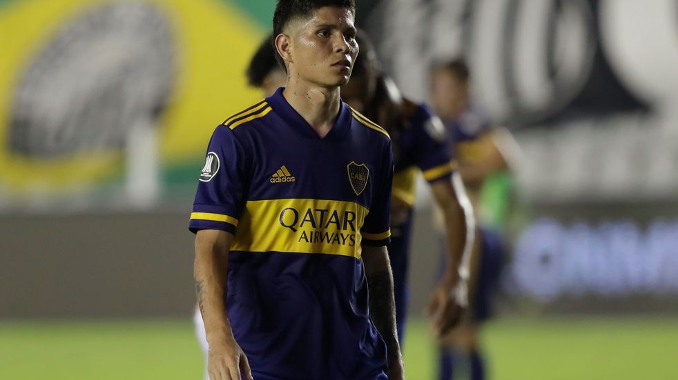Boca: Jorman Campuzano contó el doloroso motivo de su viaje a Colombia