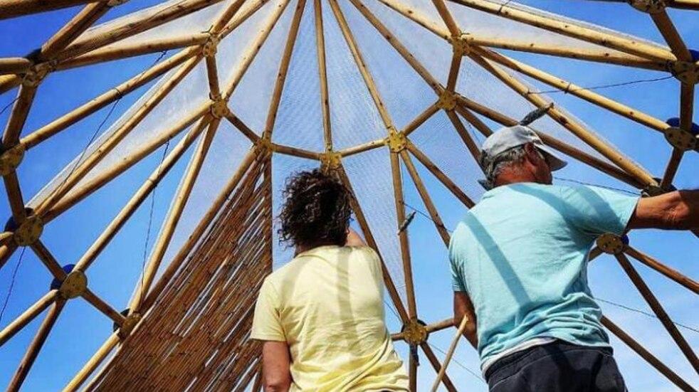 Proyecto de Conexión Bio Arquitectura en obra.